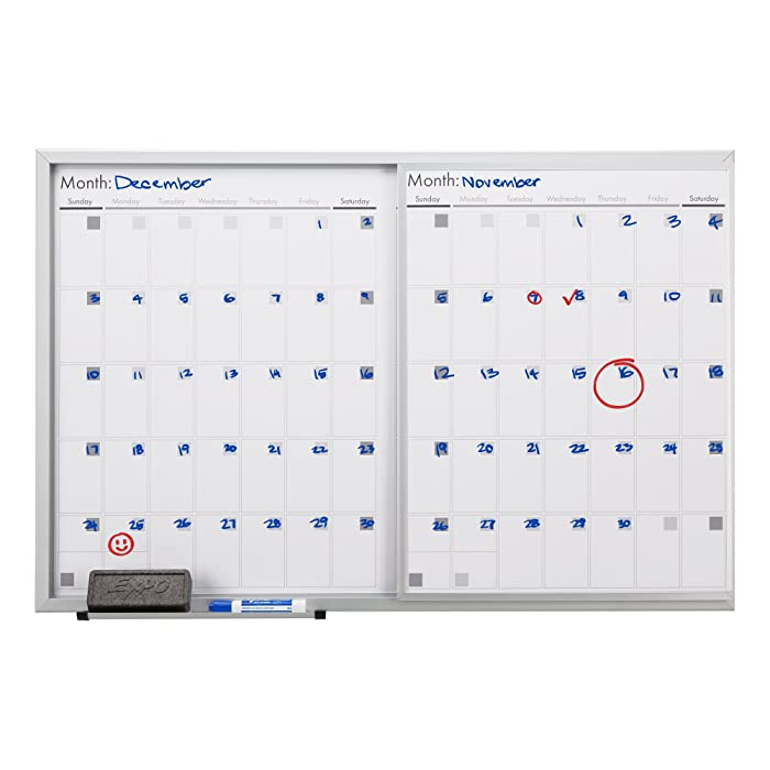 Norwood Commercial Furniture Calendar Planning Board, NOR-ATA1021-SO