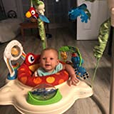 Great interactive toy for my energetic 3 1/2 month old