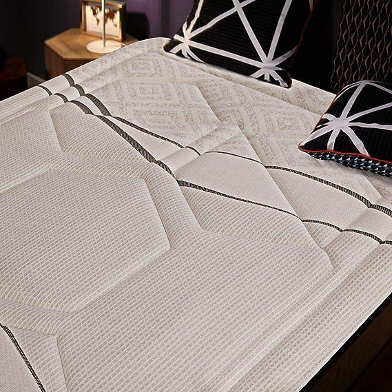 Komfortland Colchón 150x190 viscoelastico Memory Vex One de Altura 22 cm, 6 cm de viscoProgression Grafeno: Amazon.es: Hogar