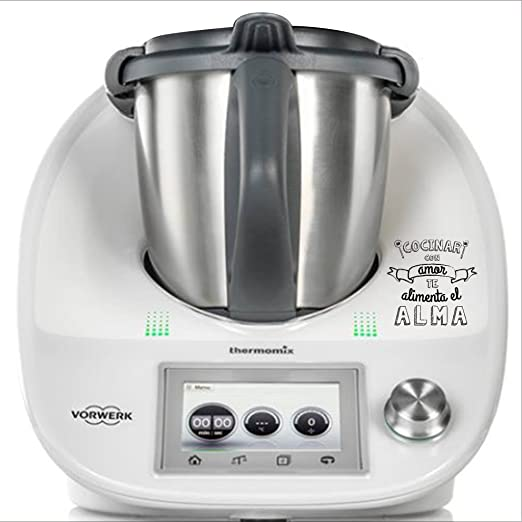 Thermodernizate.com- Vinilos Thermomix TM31 TM21 TM5 Alma: Amazon.es