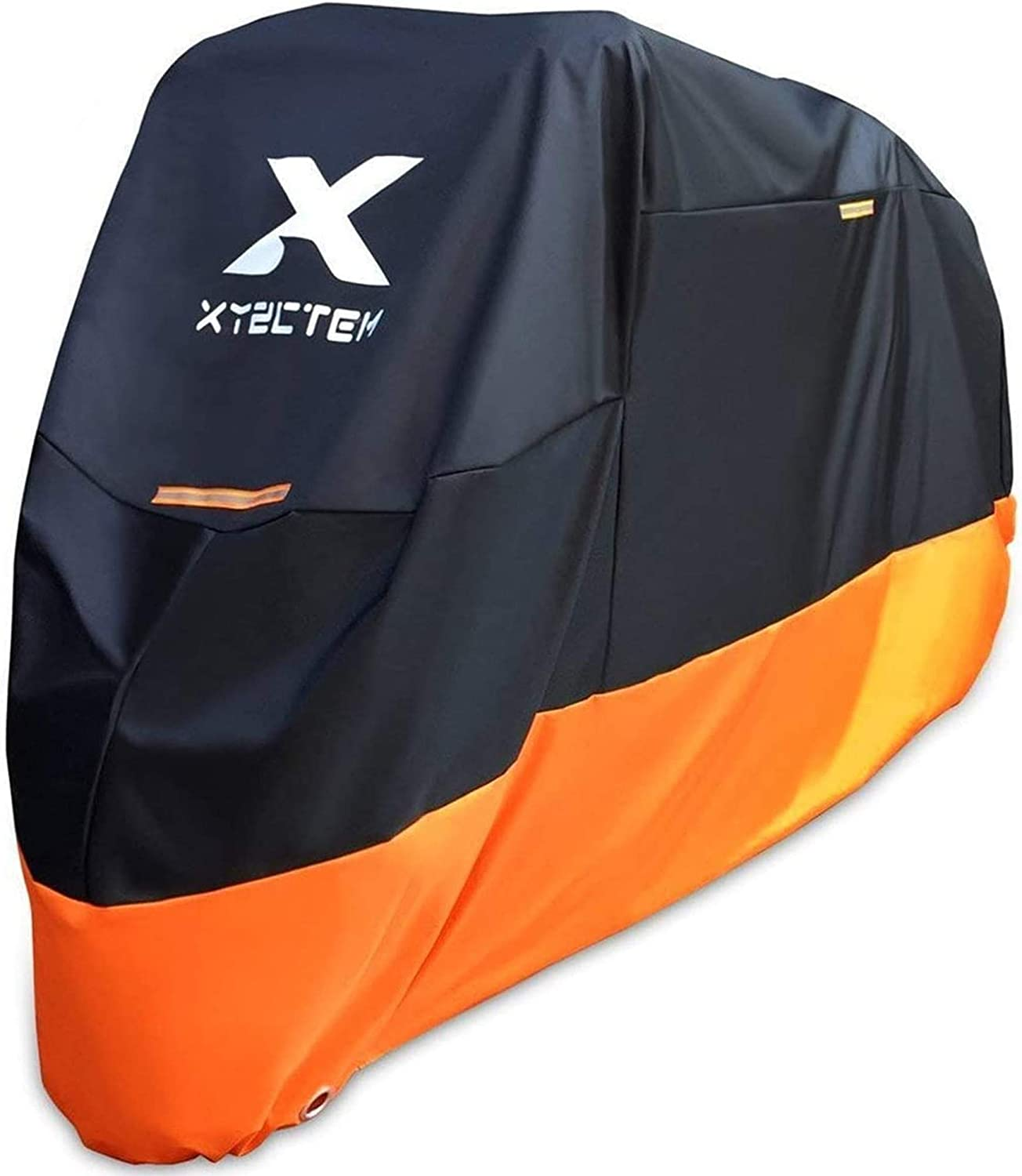 XYZCTEM Motorcycle Cover – All Season Waterproof Outdoor Protection