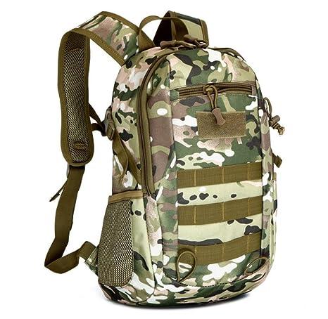 tattico borsa zaino trekking zaino impermeabile militare 15L a da 1WBRUxH