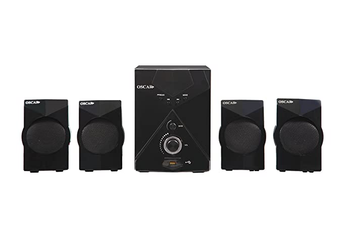 f34d1e84e37 Oscar CRS17BT - 4500W PMPO 4.1 Channel Home Theatre System with Bluetooth