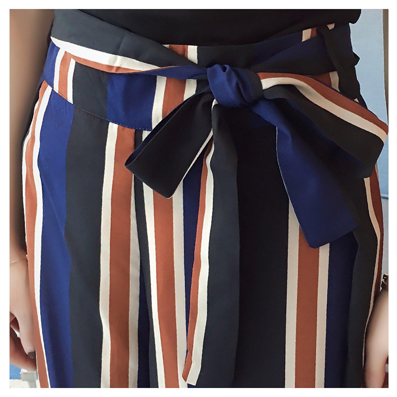 Scuola e Ufficio Pantaloni delle Signore Perfetto per Casual Dolamen Donna Pantaloni Lungo Skinny Pantalonis