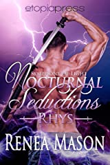 Nocturnal Seductions: Rhys (Symphony of Light Book 4) Kindle Edition
