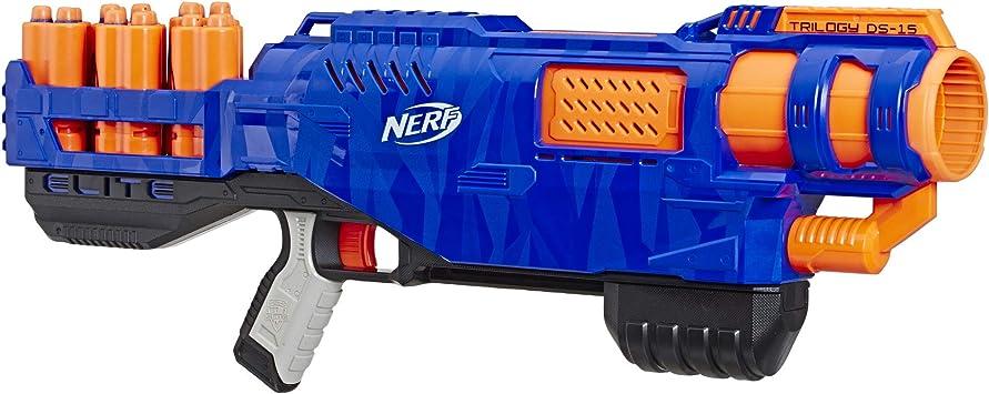 Oferta amazon: Nerf - Elite Trilogy Ds 15 (Hasbro E2853EU4)