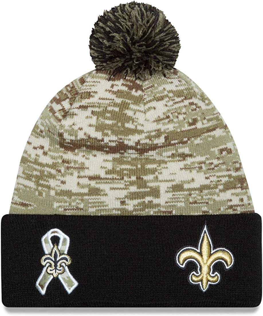 New Era Salute to Service Damen Mütze New Orleans Saints