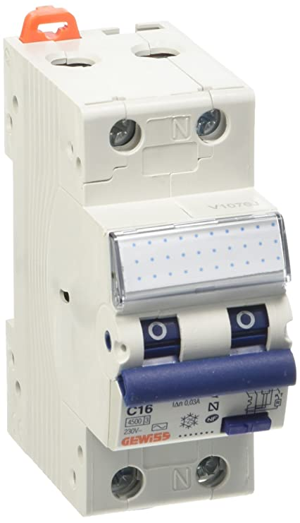 Gewiss GW94007 GW94007 Interruttore Magnetotermico, Differenziale