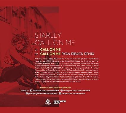Call on Me - Starley: Amazon de: Musik