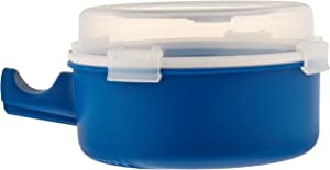 Good Cook Microwave Cereal Cooker Bowl, Blue