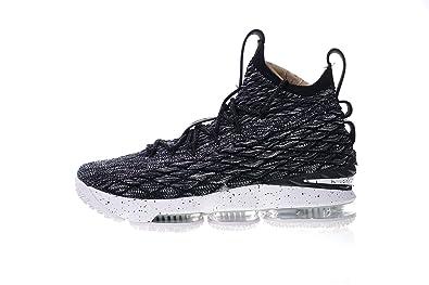 more photos aaedf e0ad3 Amazon.com | YIKINI Mens Lebron 15 XV Basketball Shoes | Basketball