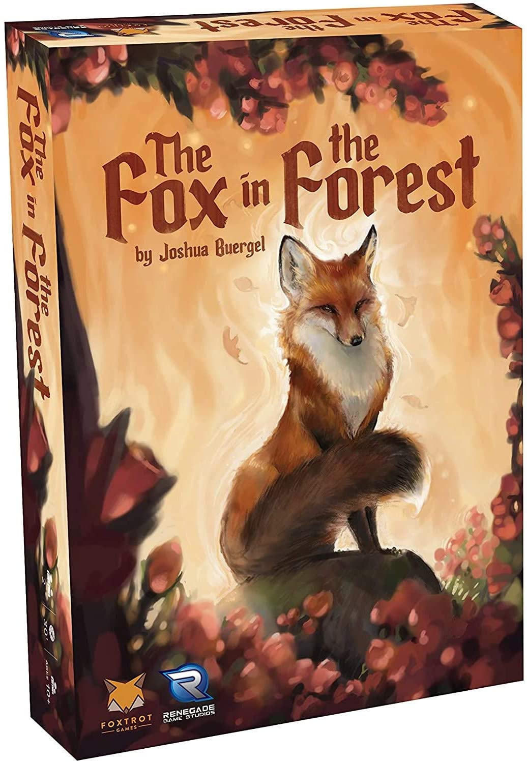 The Fox in the Forest Strategy Card Game