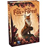 Renegade Game Studios - The Fox in the Forest Card Game (0574RGS), A Trick-Taking Game for 2 Players, Age 10 and up, 30…