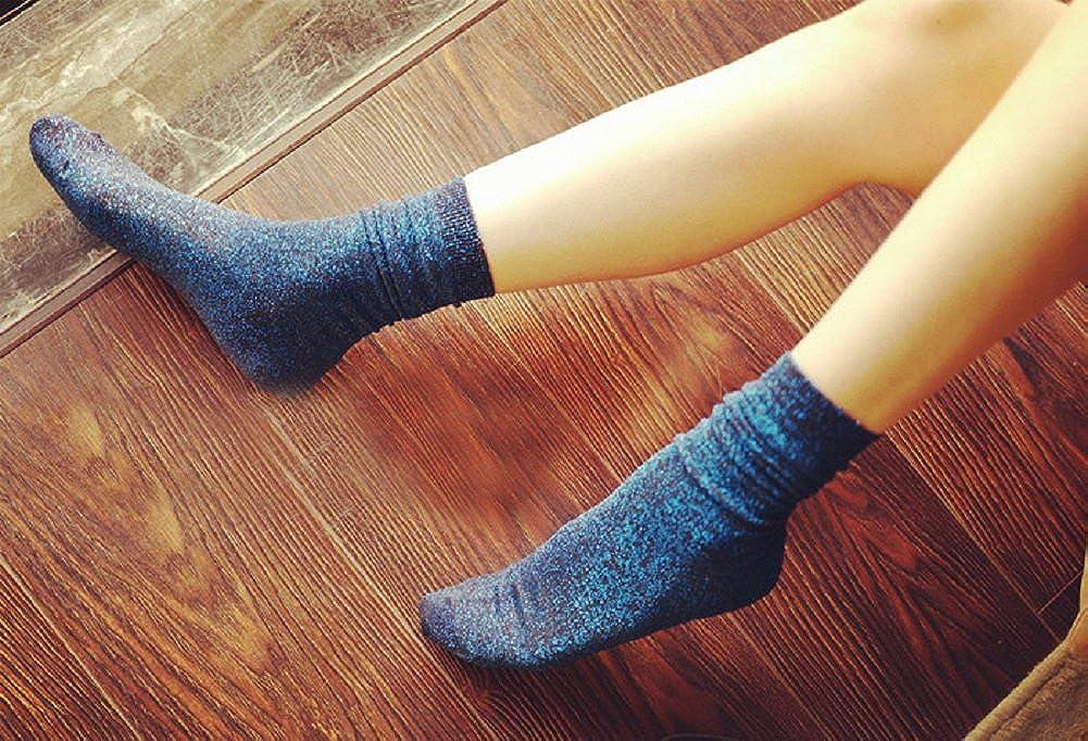 Ealafee Womens New Casual Mesh Ankle Socks Short Fashion Tube Sheer Short Socks