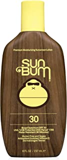 product image for Sun Bum Original SPF 30 Sunscreen Lotion | Vegan and Reef Friendly (Octinoxate & Oxybenzone Free) Broad Spectrum Moisturizing UVA/UVB Sunscreen with Vitamin E | 8 oz