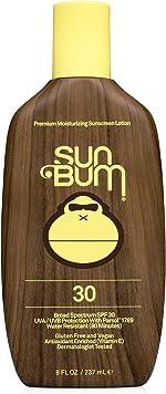 Sun Bum Original SPF 30 Sunscreen Lotion | Vegan and Reef