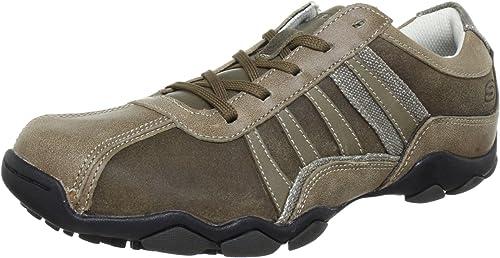 Skechers Diameter Relative 62320 BRN, Herren Sneaker, Braun pHma4