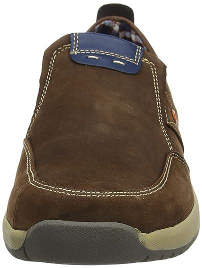 Chatham - Mocasines de Otra Piel Hombre, Color Marrón, Talla 42: Amazon.es: Zapatos y complementos