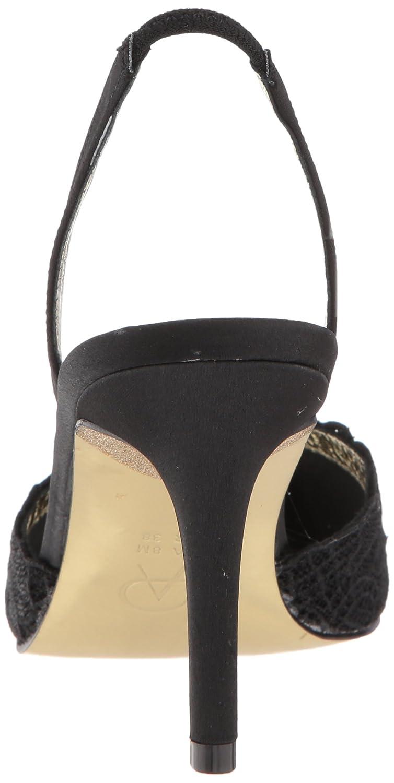 Adrianna Papell Women's Hallie Pump B074KLZR2J 10 B(M) US|Black Attalie Lace