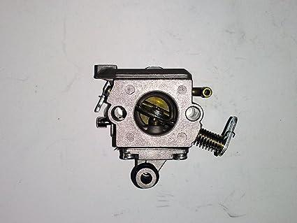 Amazon com: Zama Carburetor For Stihl MS170 MS180 017 018 Chainsaw