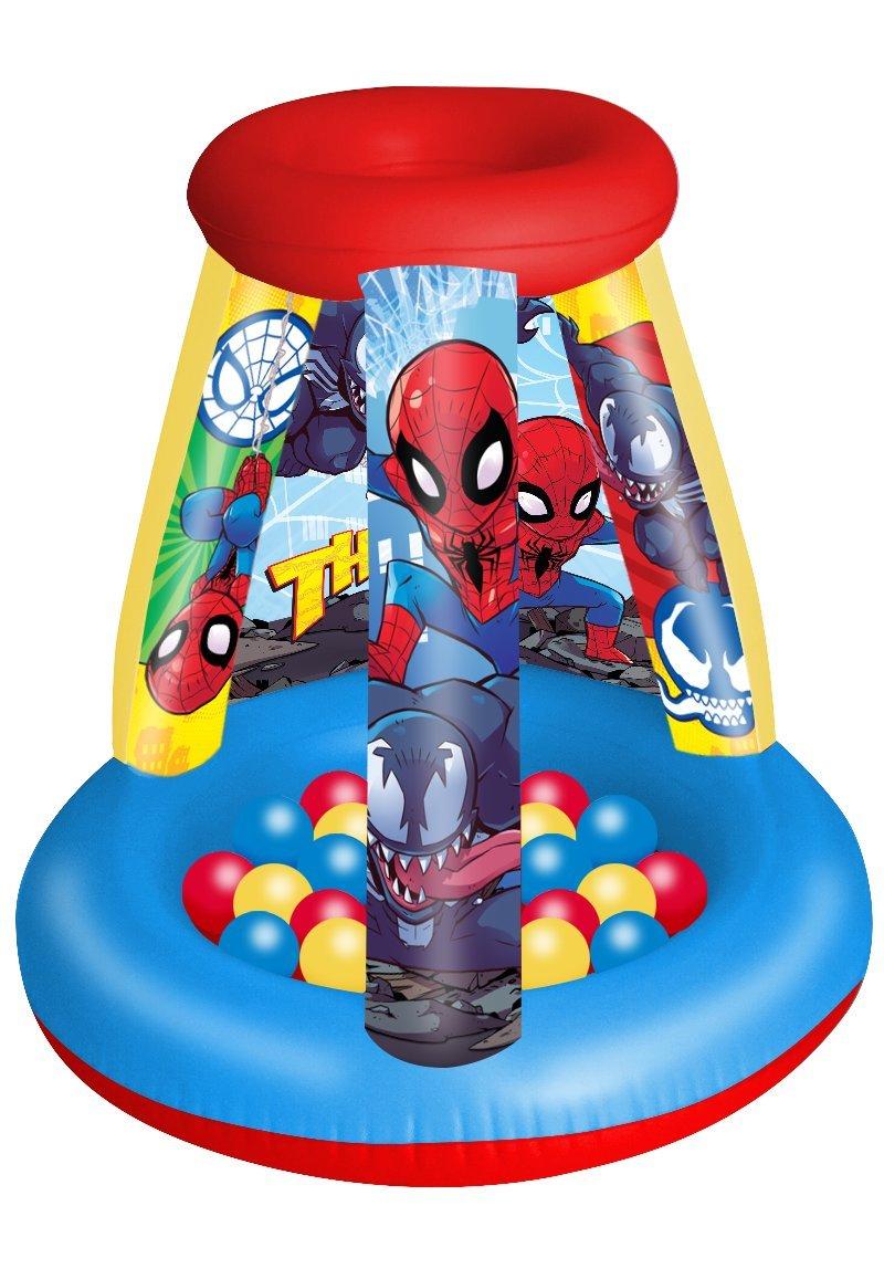 Spiderman 63353 Spider-Man Superhero Adventures Playland Ball Pit 15 Balls