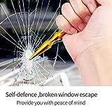 ZGSZ Self-Defence Key Chain Aluminum Anti-Wolf