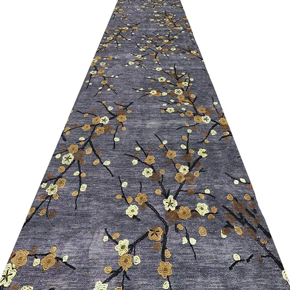 KKCF 廊下のカーペット切れる滑り止め厚さ0.5cmドアが詰まっていないカーペット化学繊維 、複数のサイズ (色 : A, サイズ さいず : 0.9x5m) B07RKKDGR3 A 0.9x5m