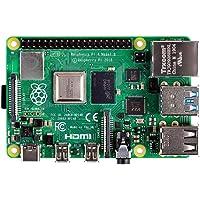 Raspberry Pi 4 Modell B 2GB ARM-Cortex-A72 4x 1,50GHz, 2GB RAM, WLAN-ac, Bluetooth 5, LAN, 4x USB, 2x Micro-HDMI