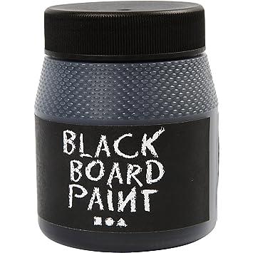 Pintura de pizarra, negro, 250ml