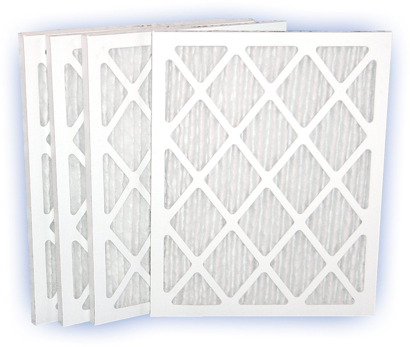 22 x 22 MERV 9 DustLok 3-ply Panel Filter