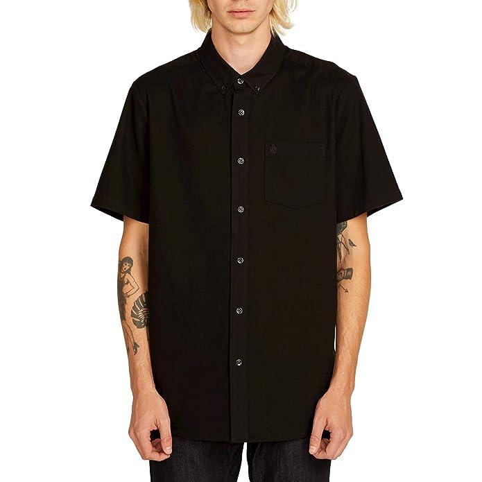 Mens Modern-Fit Oxford Button-Front Shirt XL