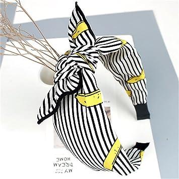 Amazon.com   Multi-Style Retro Bowknot Wide Hairband Headwear Girls Fabric  Printing Flowers Rabbit Headband Hair Accessories style 3   Beauty 9d1528e5911