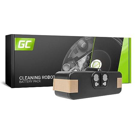 GC® (4.5Ah 14.4V Li-Ion pile) Batería para iRobot Roomba 500 600 ...