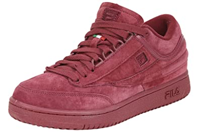 Fila Men's T-1 Mid Premium Sneakers Shoes