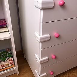 Offgridtec 007520 Protección infantil para cajón armario armario ...