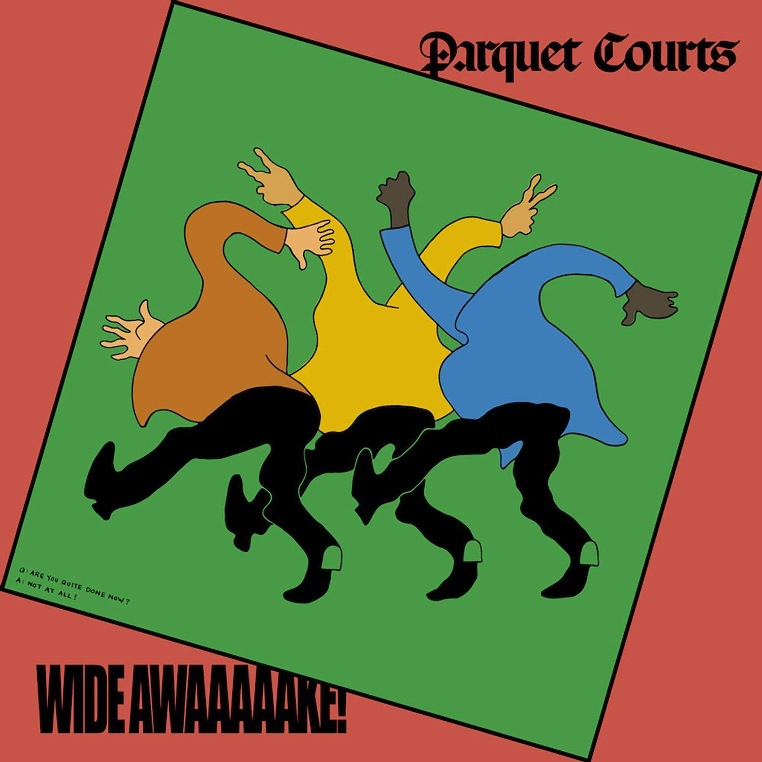 Buy Parquet Courts – Wide Awake New or Used via Amazon