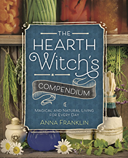 Amazon a kitchen witchs cookbook ebook patricia telesco the hearth witchs compendium magical and natural living for every day fandeluxe Images