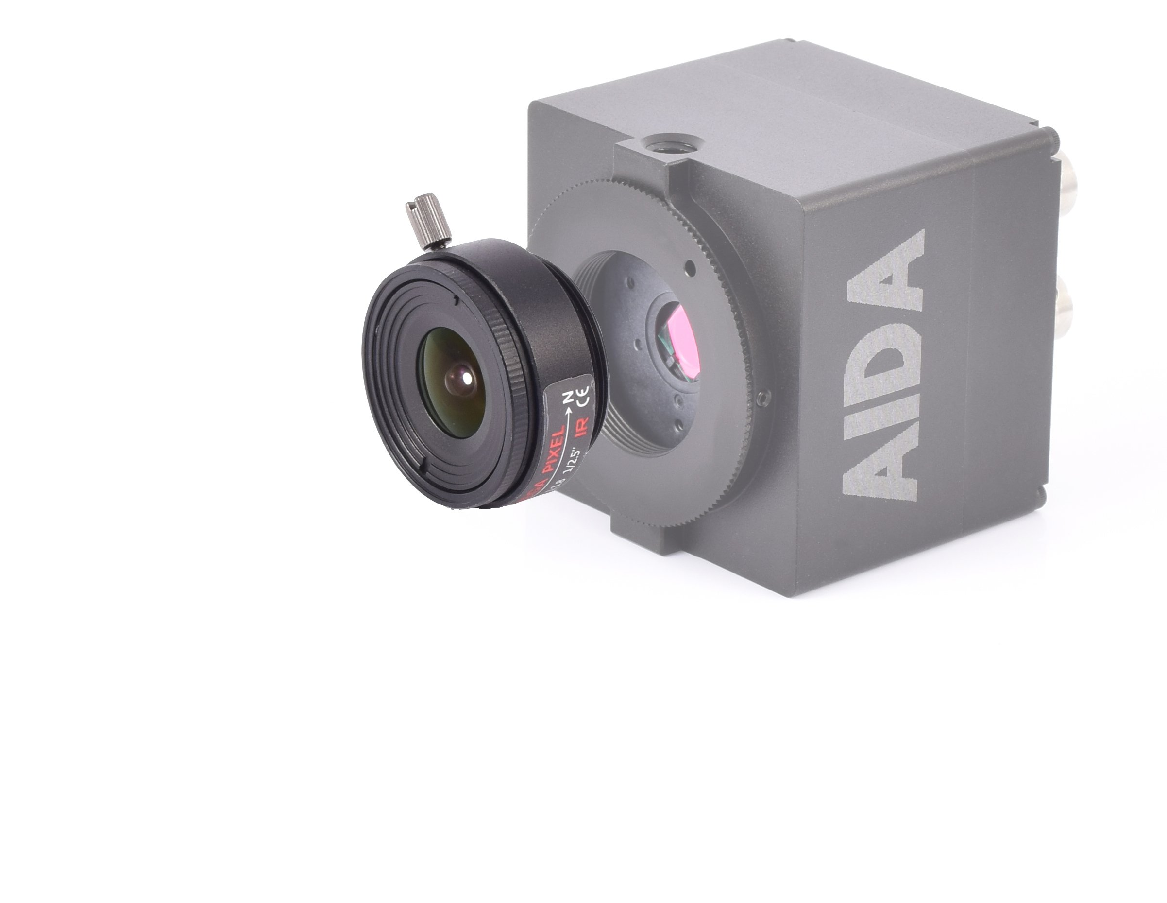 AIDA CS-2.8F MOUNT HD CAMERA LENS