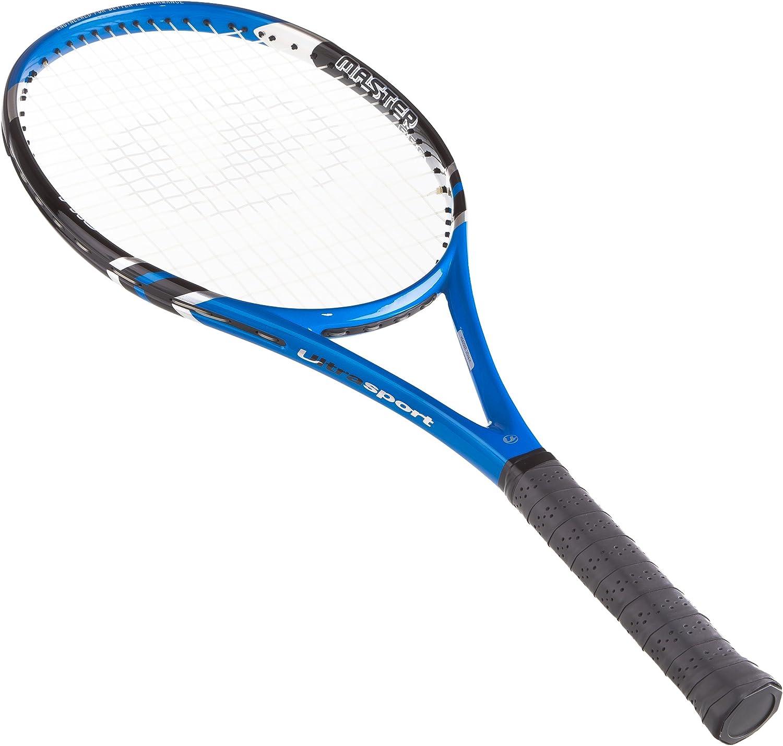 Ultrasport IZX1000 - Raqueta de Tenis, con Cordaje