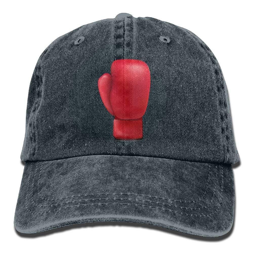 KLING Guante de Boxeo 3 Denim Hat, Gorra de béisbol Ajustable para ...