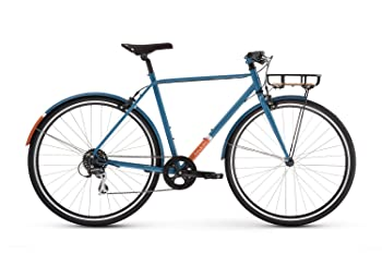 Raleigh Bikes Carlton 8 City Bike
