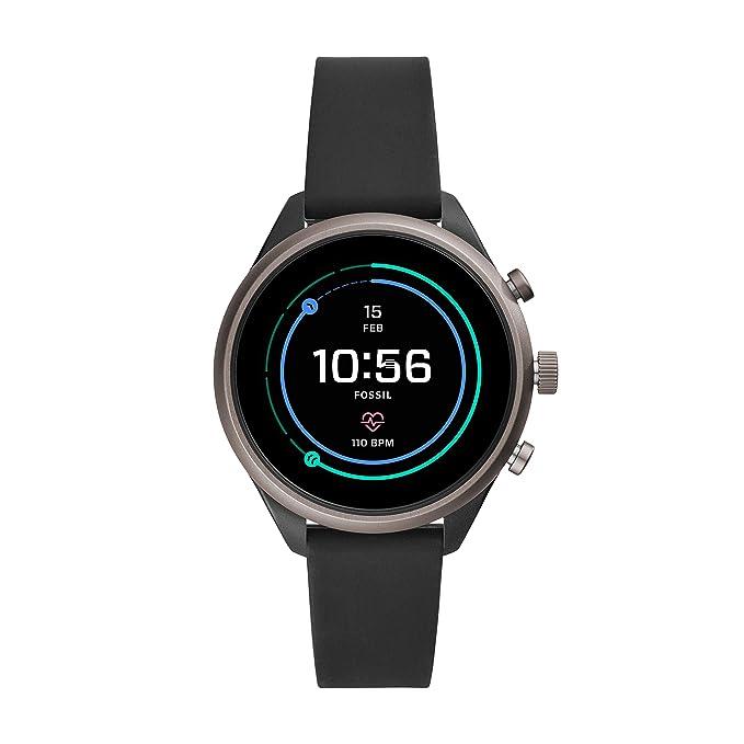 Fossil Reloj de bolsillo Digital FTW6024: Amazon.es: Relojes