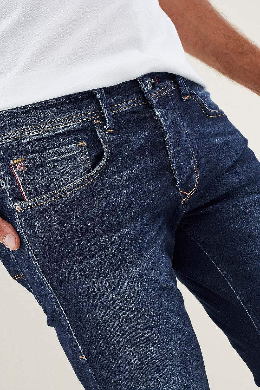 Salsa Clash Skinny Jeans Blue