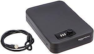 AmazonBasics Portable Security Case - Combination Lock, XL