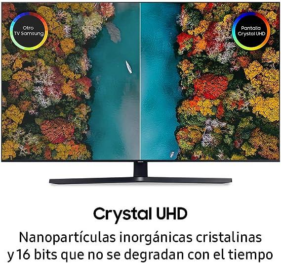 Samsung Crystal UHD 2020 TU8505 Serie 8500 - Smart TV de 43