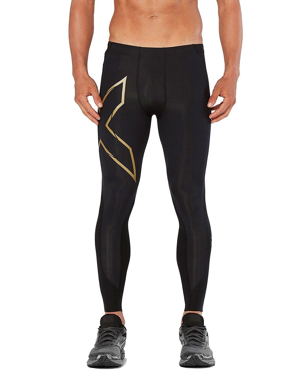 16e82fa461 Amazon.com : 2XU Men's MCS Cross Training Compression Tights : Sports &  Outdoors