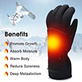 SVPRO Thinsulate Electric Heated Work Gloves with