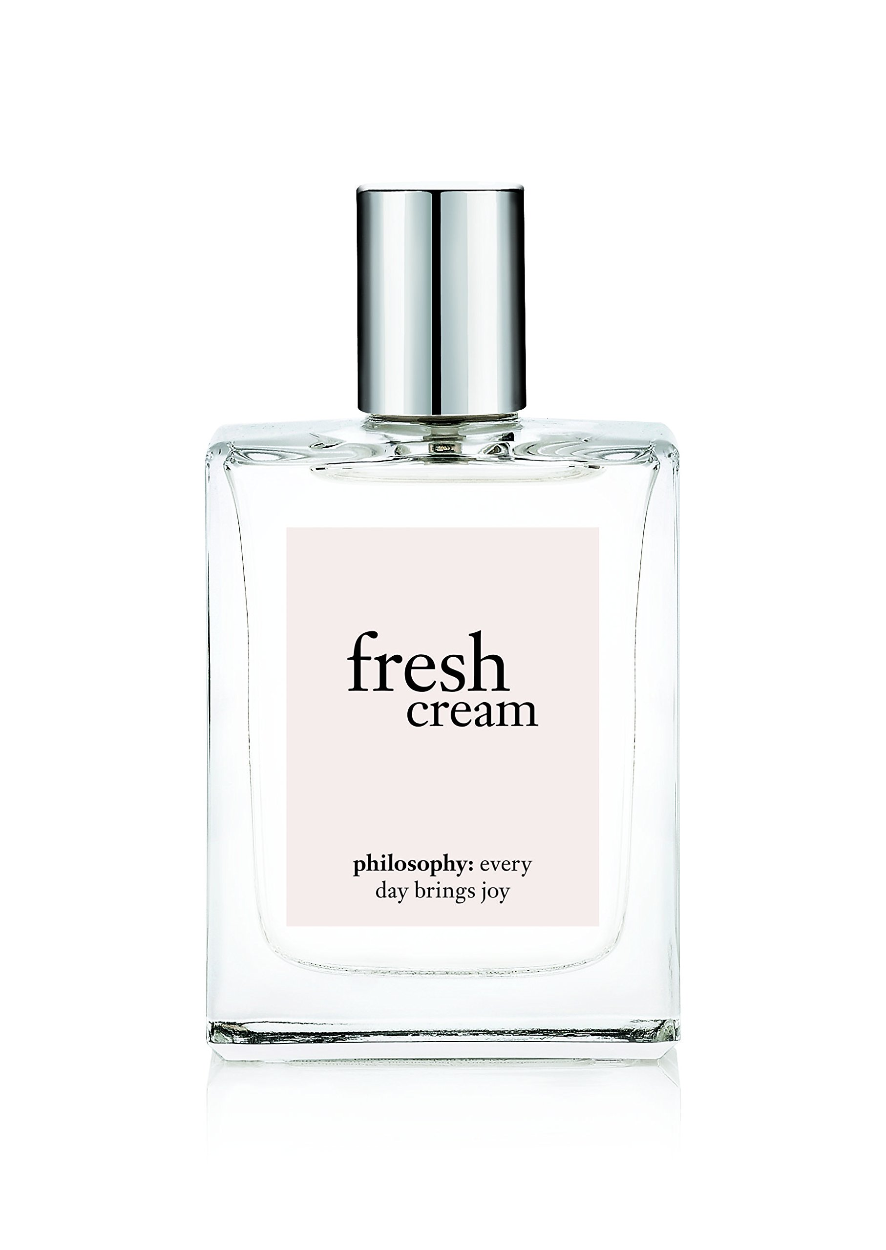 Philosophy Fresh Cream Eau de Toilette, 2 Ounce