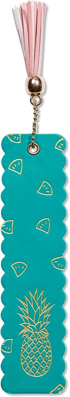 Pineapple JBK-18246 Gibson Leatherette Bookmark C.R