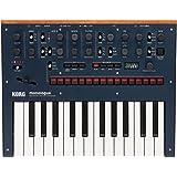 KORG Monologue 25-Key Compact Monophonic Analog Synthesizer - Blue